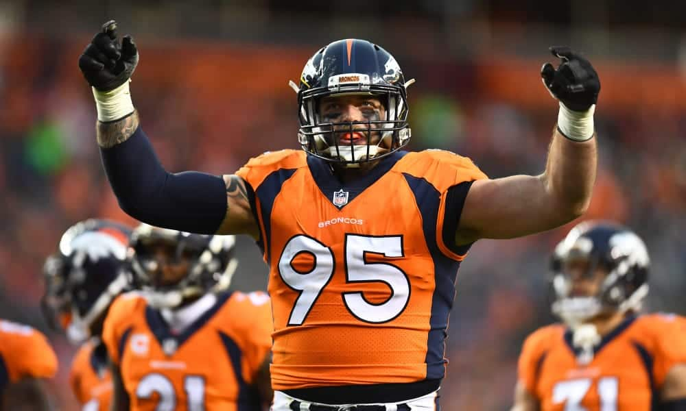 Derek Wolfe unlikely to return to the Denver Broncos in 2020