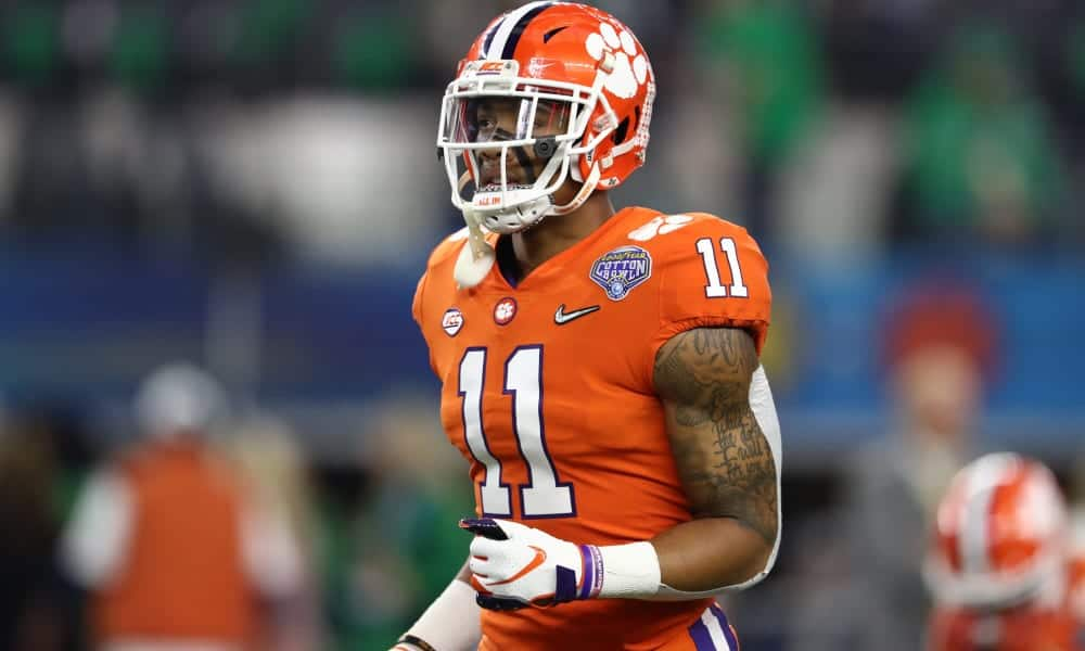 2020 NFL Draft Scouting Report: Clemson LB Isaiah Simmons