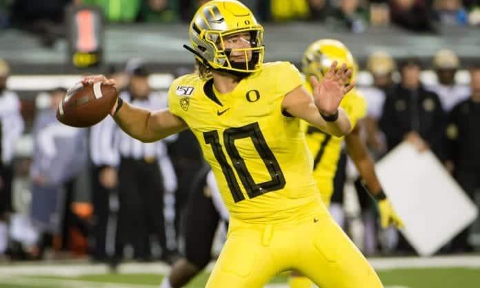 2020 NFL Draft Scouting Report: Oregon QB Justin Herbert