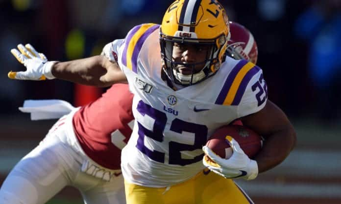 2020 NFL Draft Scouting Report: LSU RB Clyde Edwards-Helaire