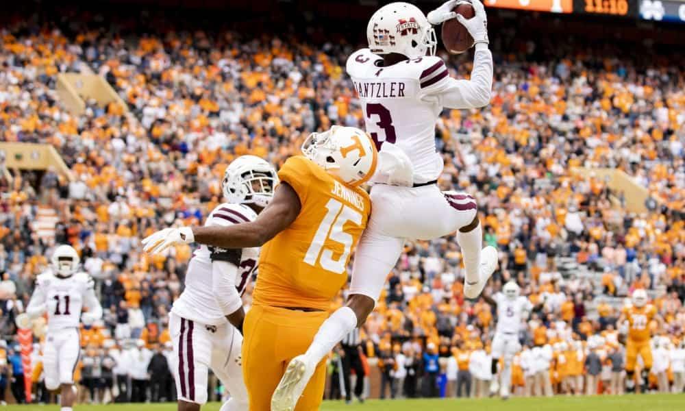 2020 NFL Draft Scouting Report: Mississippi State CB Cameron Dantzler