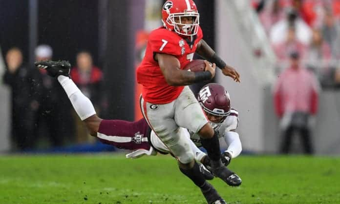 2020 NFL Draft Scouting Report: Georgia RB D'Andre Swift
