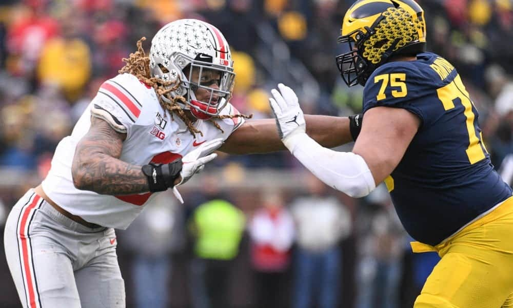 2020 NFL Draft: Big Ten Scouting Reports