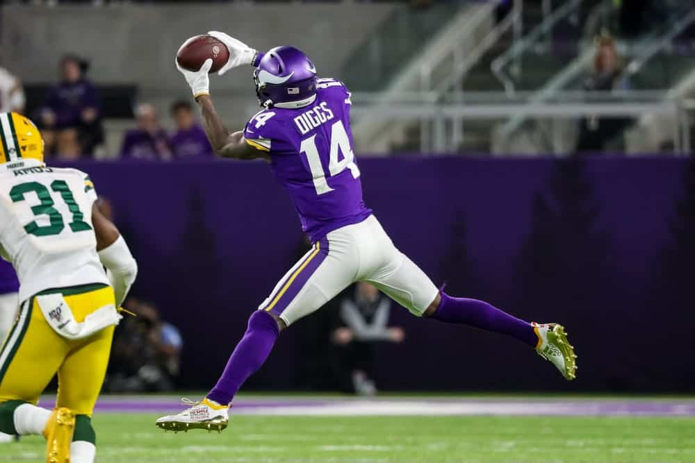 2020 NFL Draft: Will Minnesota find a replacement for Stefon Diggs?