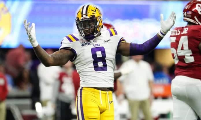 2020 NFL Draft Scouting Report: LSU LB Patrick Queen
