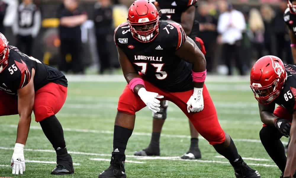 2020 NFL Draft Scouting Report: Louisville OT Mekhi Becton