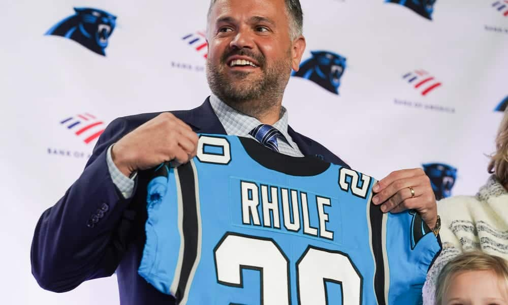 An improved Carolina Panthers squad might be overrated in 2020