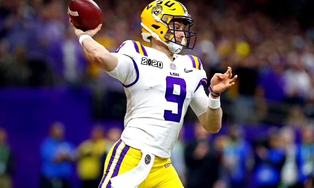 2020 NFL Draft Scouting Report: LSU QB Joe Burrow