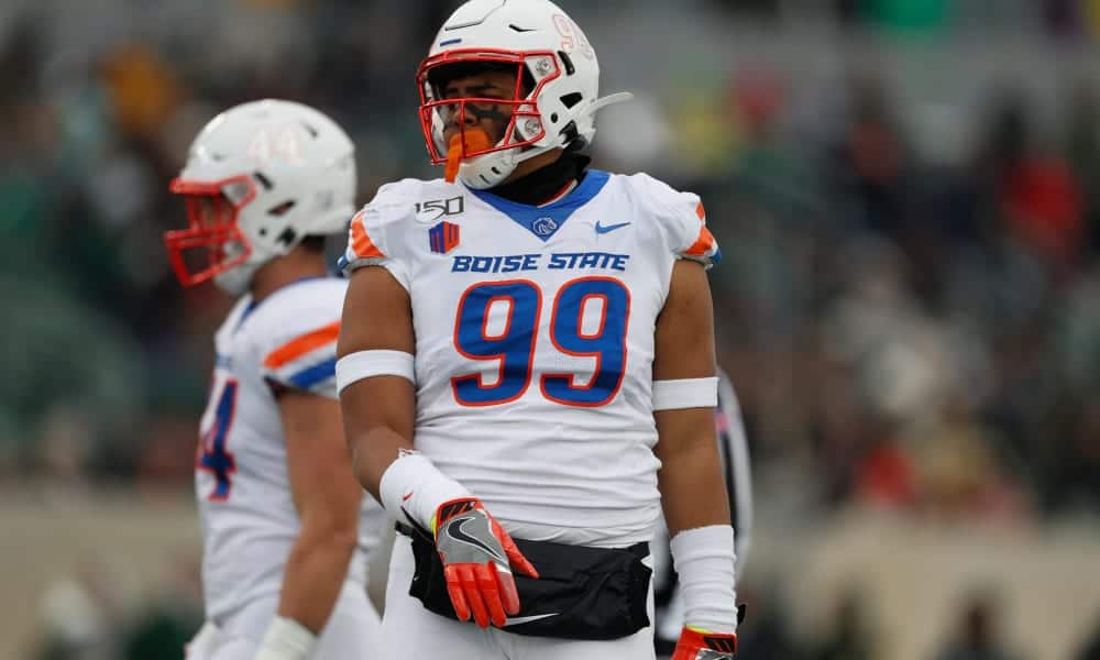 2020 NFL Draft Scouting Report: Boise State DE Curtis Weaver