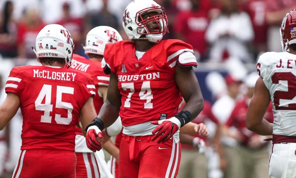 2020 NFL Draft Scouting Report: Houston OT Josh Jones