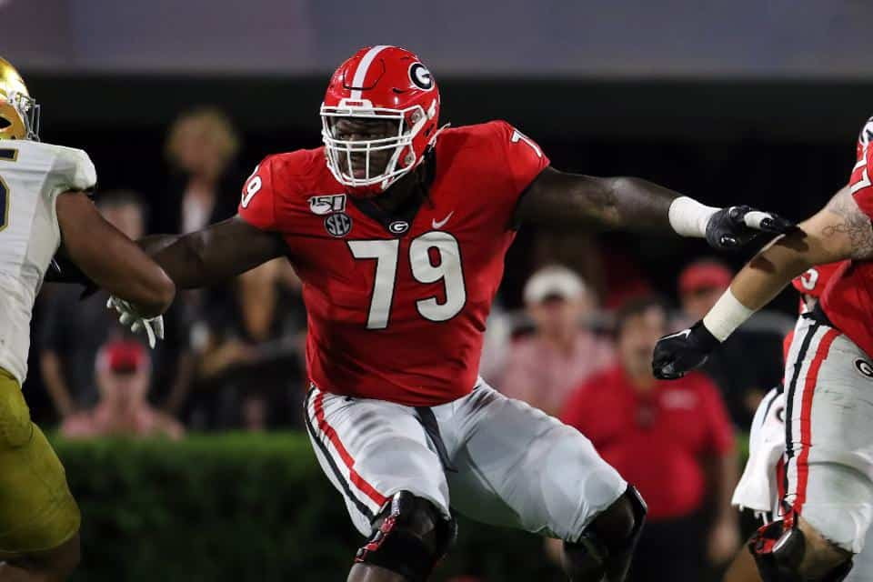 2020 NFL Draft: Isaiah Wilson leads group of first-round sleepers