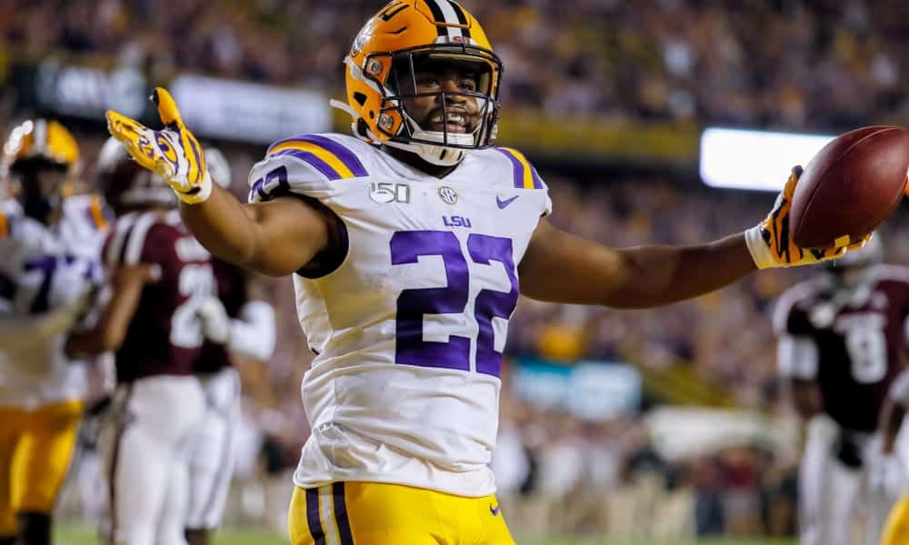 Clyde Edwards-Helaire dynasty value following 2020 NFL Draft