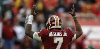 What the Washington Redskins should do with their first-round draft pick
