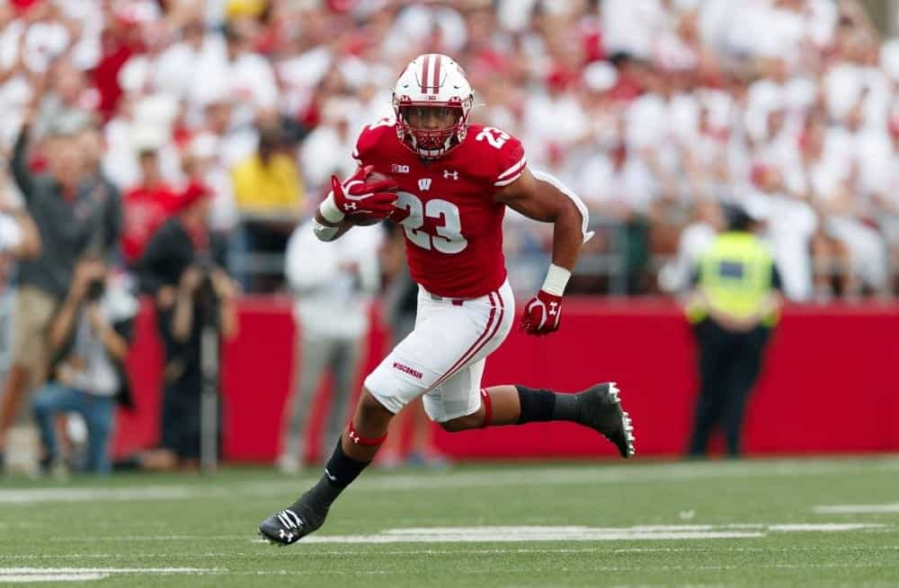 Ten NFL Draft Prospects: Running backs, wide receivers, and more
