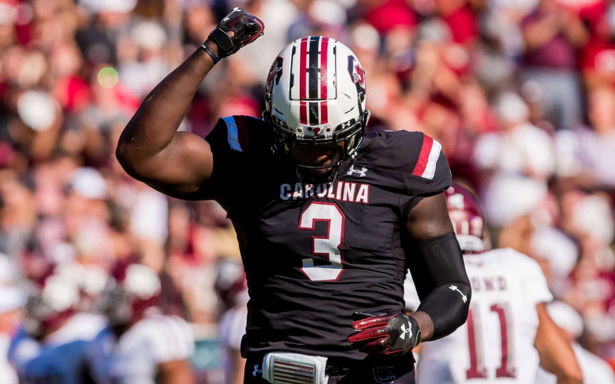 2020 NFL Draft: Are the Atlanta Falcons interested in trading up for Javon Kinlaw?