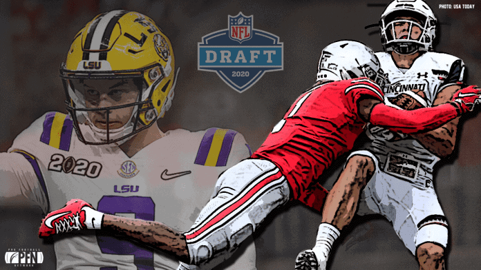 7 Round 2020 NFL Mock Draft Version 3.0: Which QB for Miami?