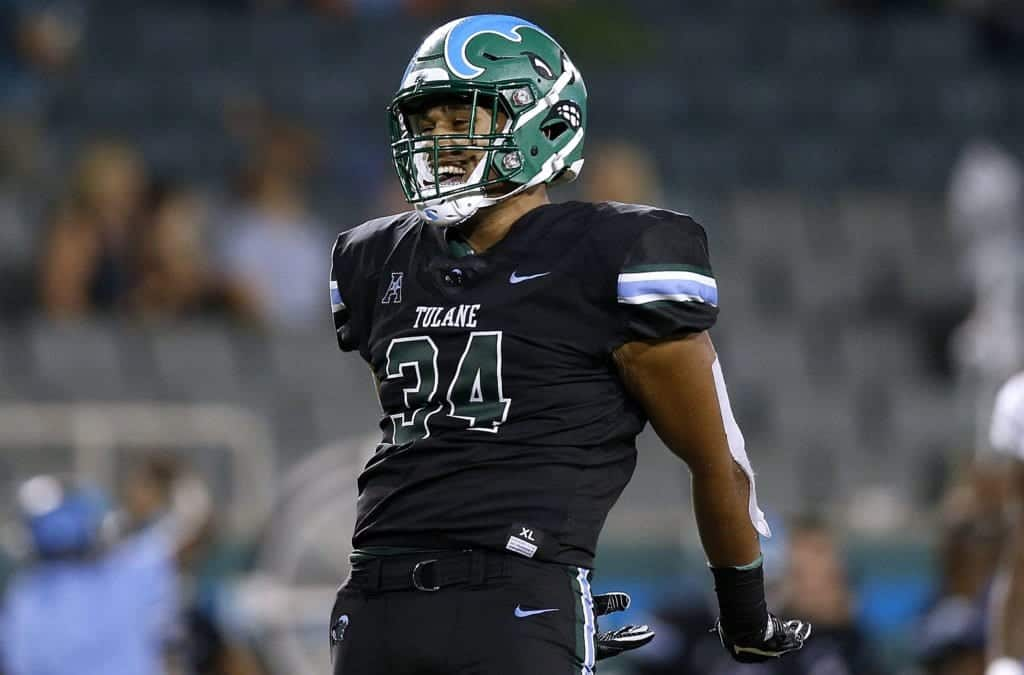2021 NFL Draft: Names You Should Know - Patrick Johnson, Tulane