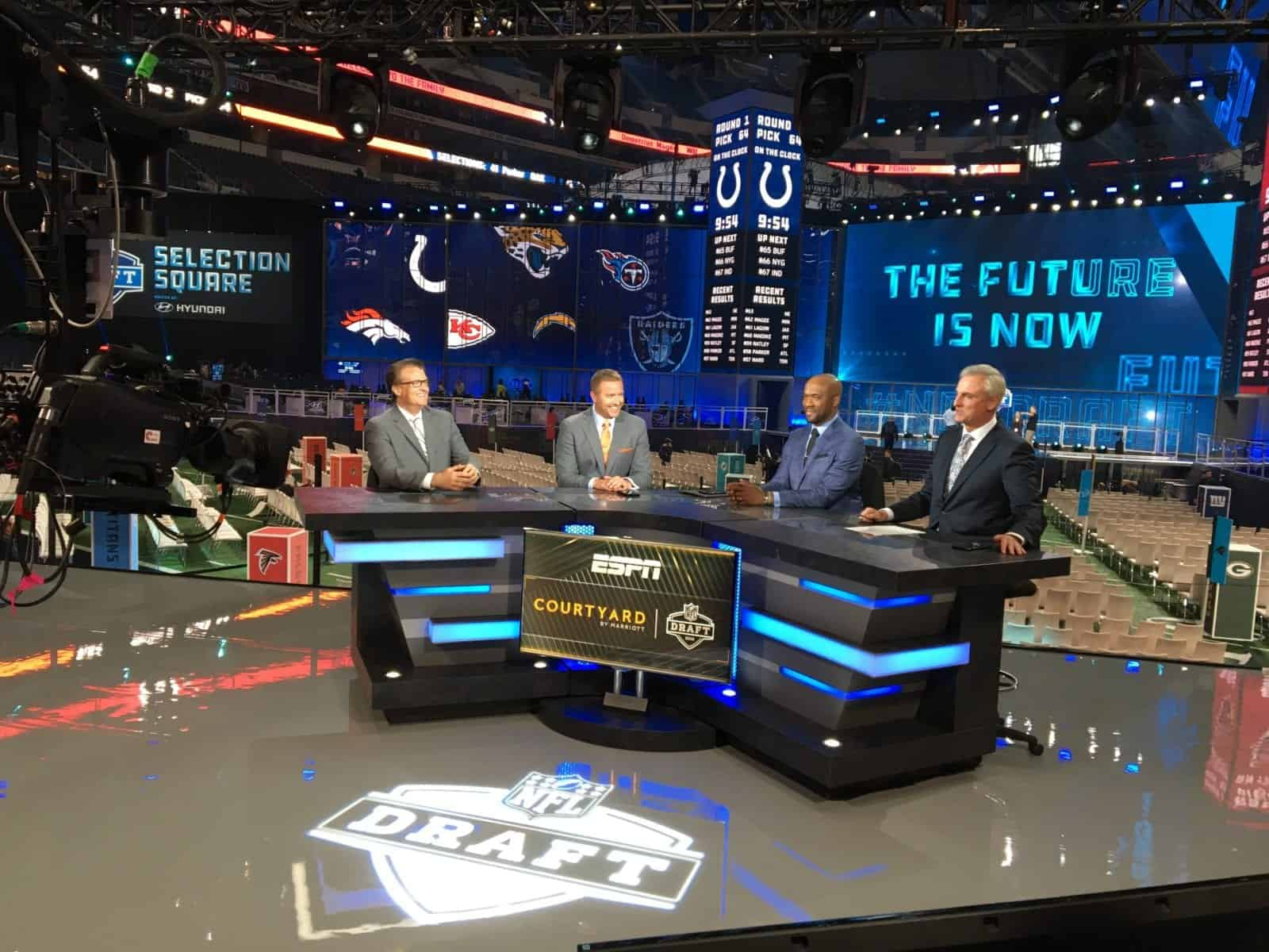 How to watch the 2020 NFL Draft: Full Schedule for TV, Streaming, and Radio