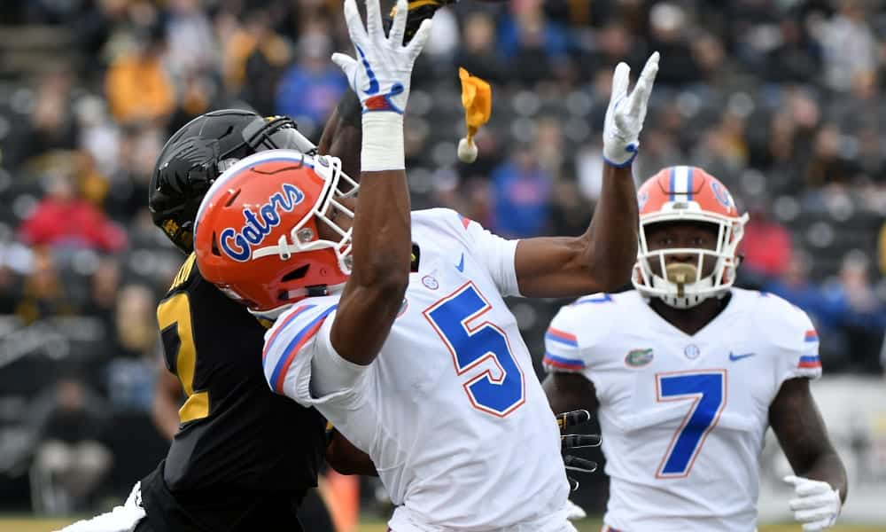 2020 NFL Draft: Relative Athletic Scores (RAS) for Round 1 Prospects