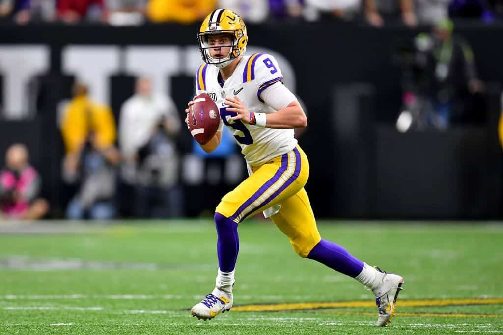 Brad Kelly's 2020 NFL Draft quarterback rankings