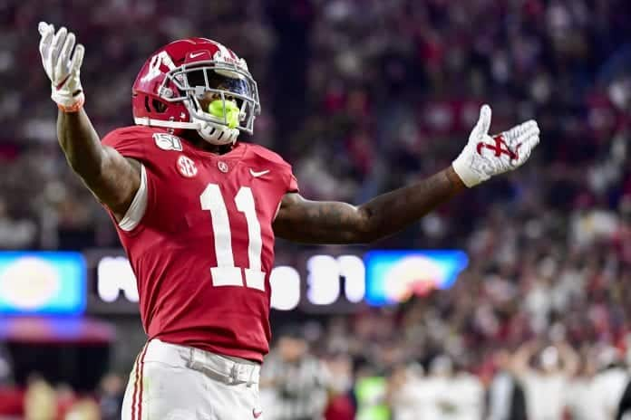 Henry Ruggs Dynasty Value Following the 2020 NFL Draft
