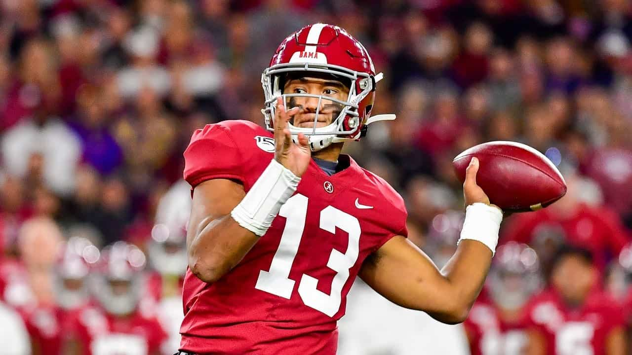 Tua Tagovailoa's Superflex dynasty value following the 2020 NFL Draft