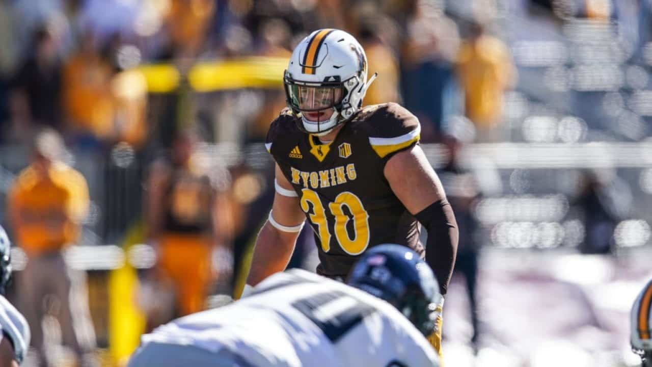 2020 NFL Draft Scouting Report: Wyoming LB Logan Wilson