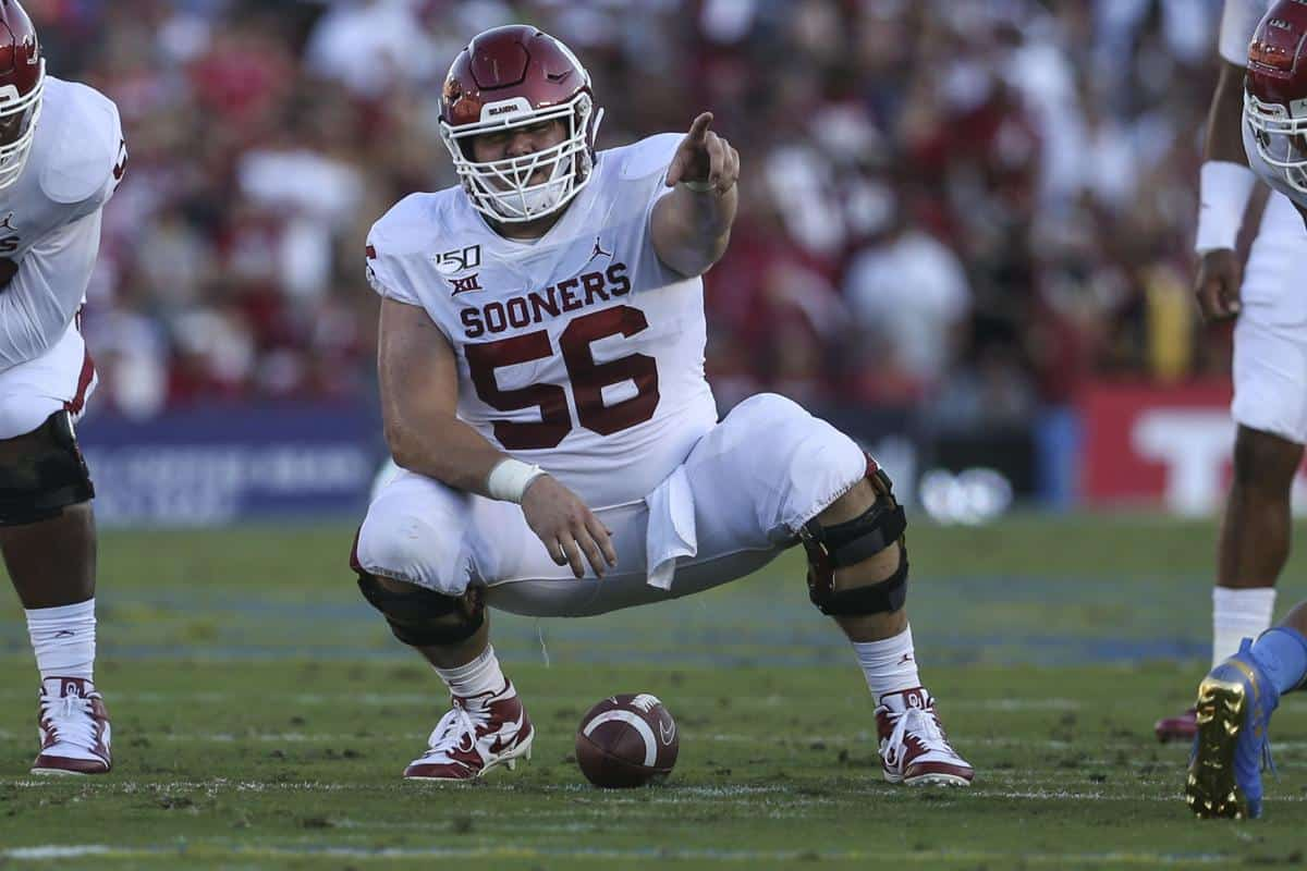 2021 NFL Draft: Creed Humphrey is the top interior offensive lineman