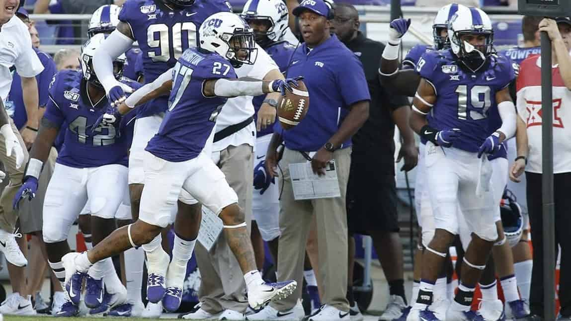 TCU safety Ar'Darius Washington is a game changer