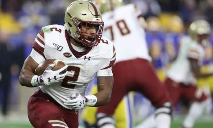 AJ Dillon fantasy value following 2020 NFL Draft