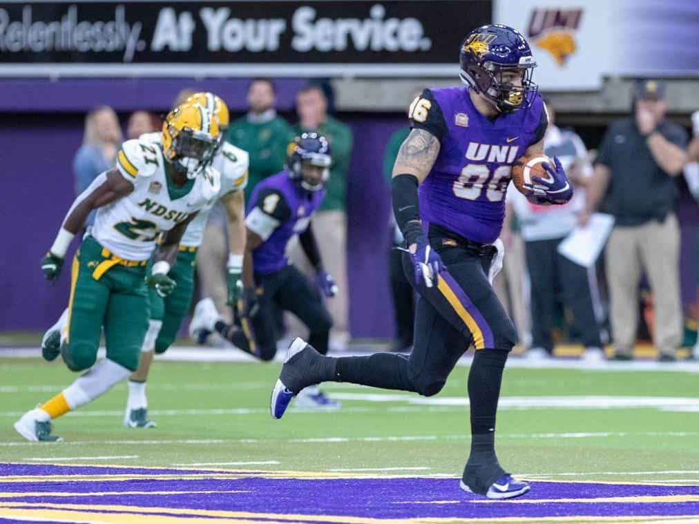 FCS transfer Briley Moore one of few to take on the Power Five
