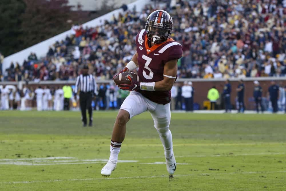 2021 NFL Draft: Three reasons Caleb Farley can be drafted as the CB1