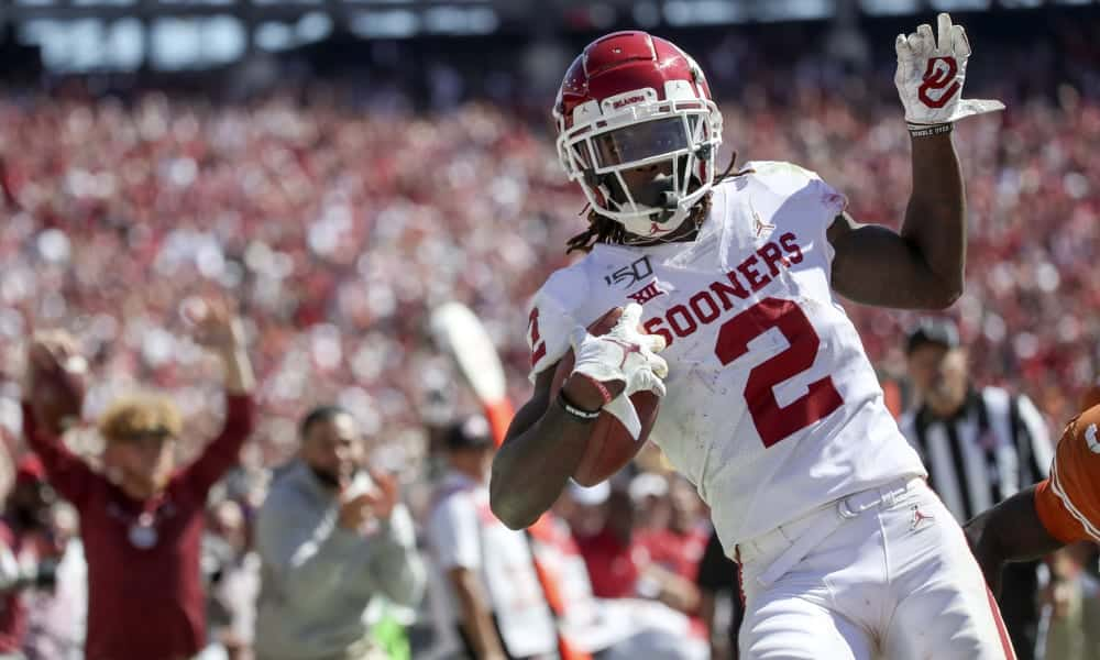 NFL Betting: Taking stock of the rookie receivers' prop bets