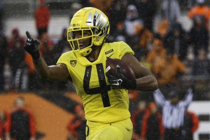 Highlighting the top Pac-12 cornerbacks of the 2021 NFL Draft