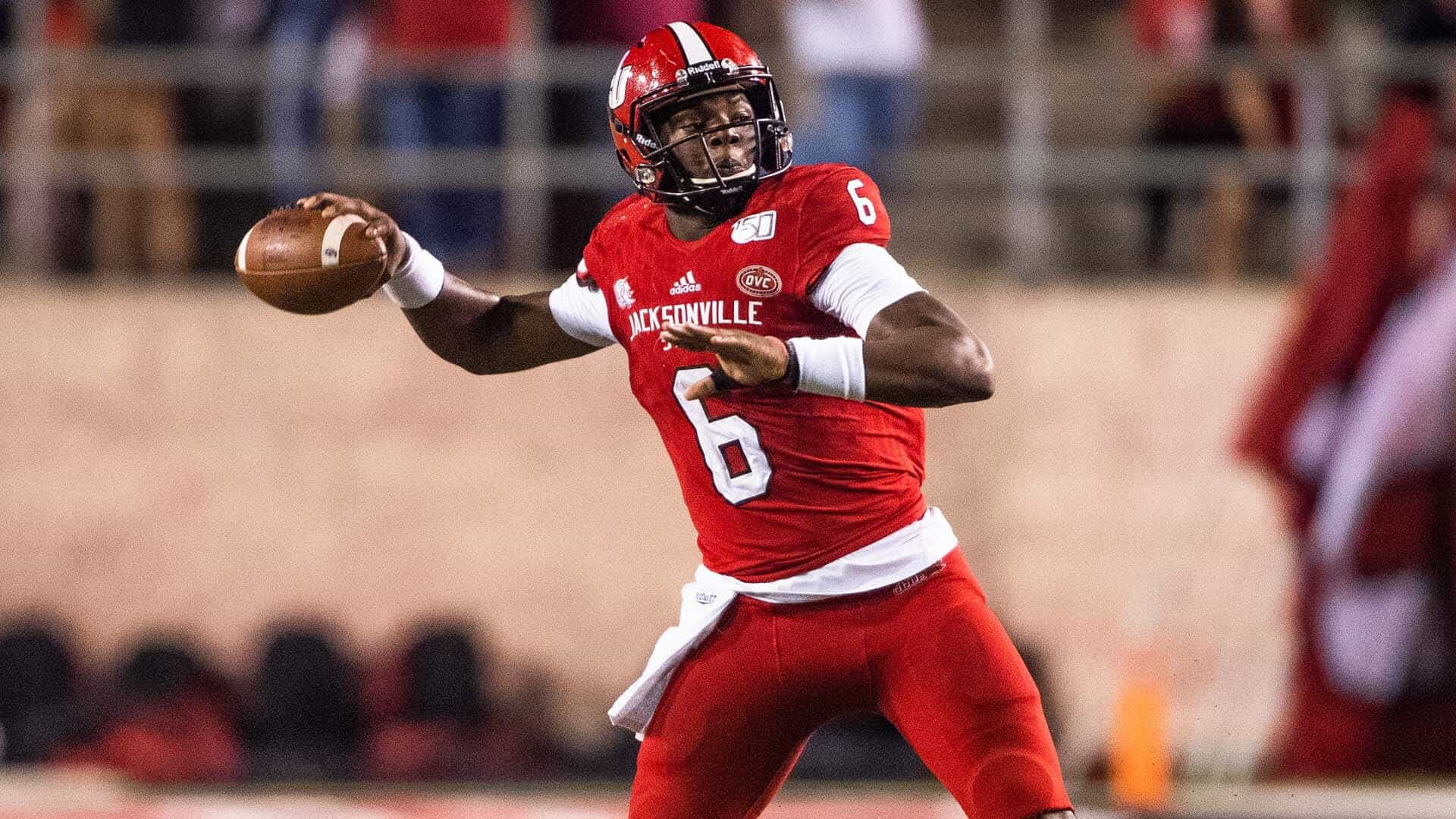 Zerrick Cooper is the best FCS quarterback you don't know about