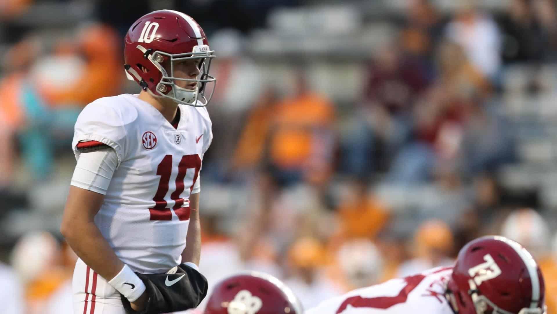 Potential 2021 Senior Bowl quarterback candidates