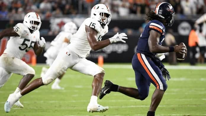 2021 NFL Draft: Comparing current EDGE rushers to previous classes