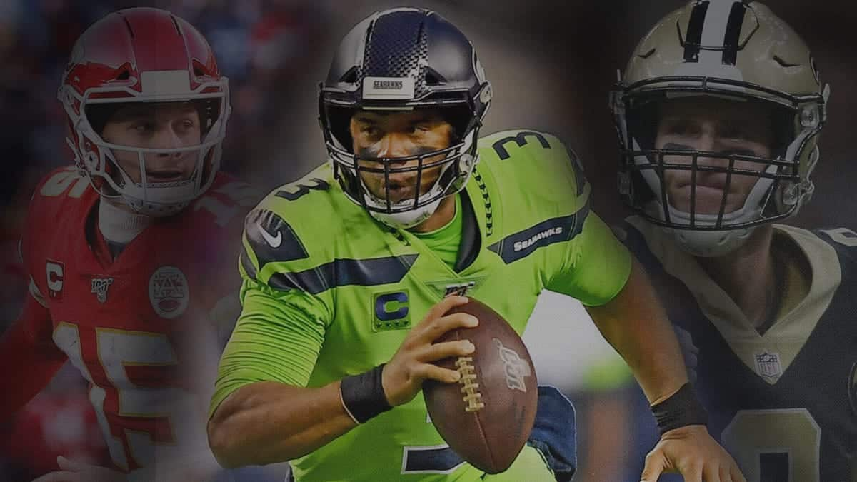 The top 25 NFL quarterbacks heading into the 2020 season