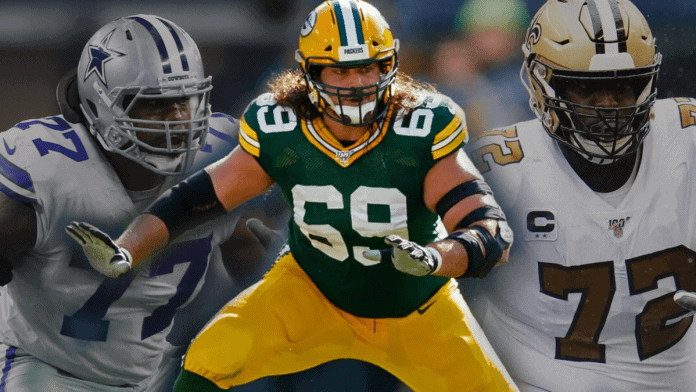 The top 25 NFL offensive tackles heading into the 2020 season