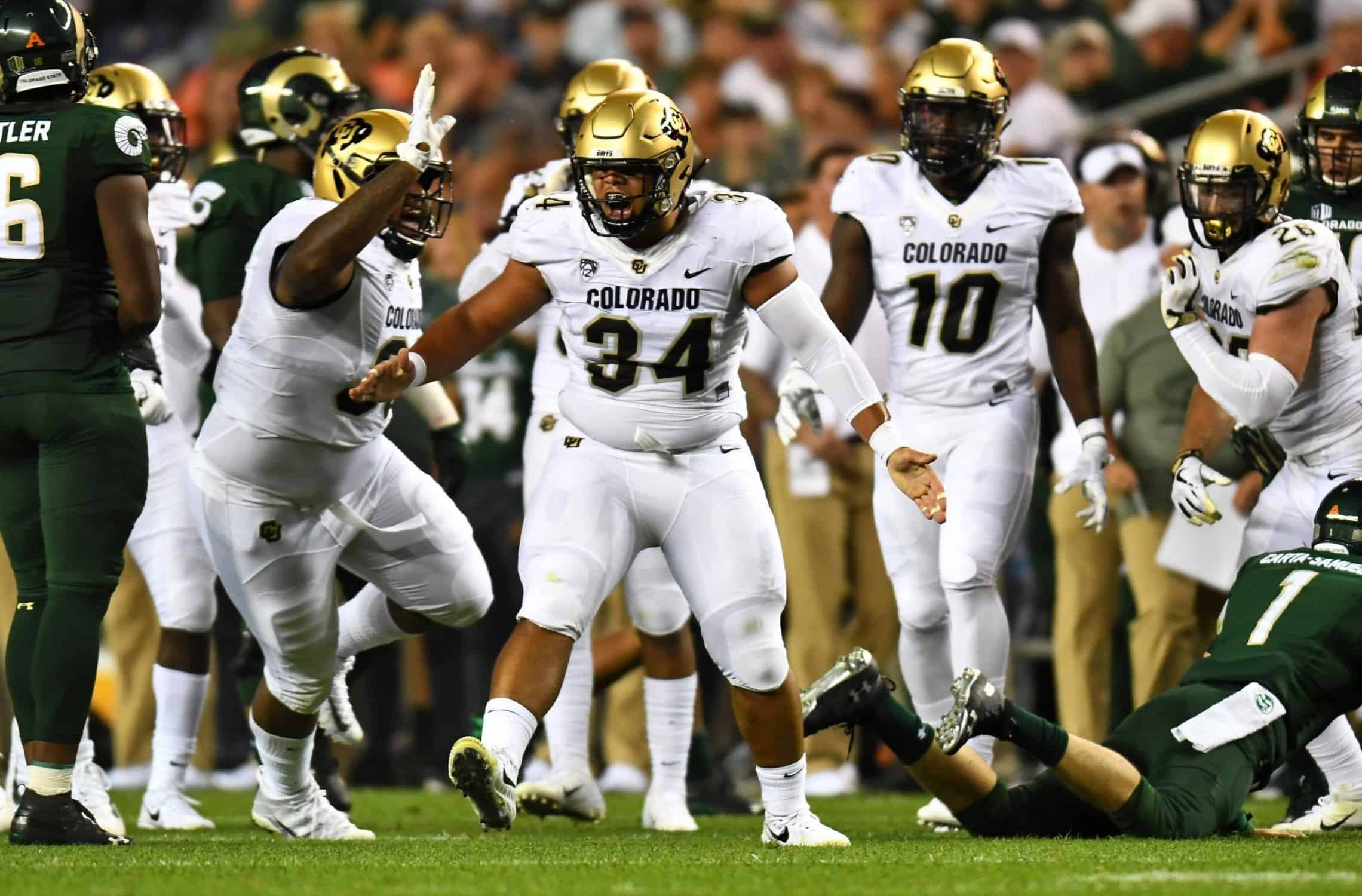 Three reasons Mustafa Johnson can be a top-five defensive tackle