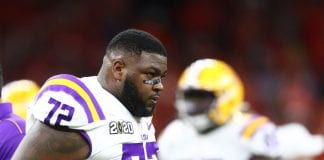 Can Tyler Shelvin be the next great LSU defensive tackle prospect?