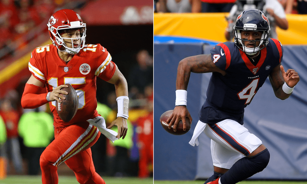 Examining the difference in the Watson and Mahomes fifth-year options