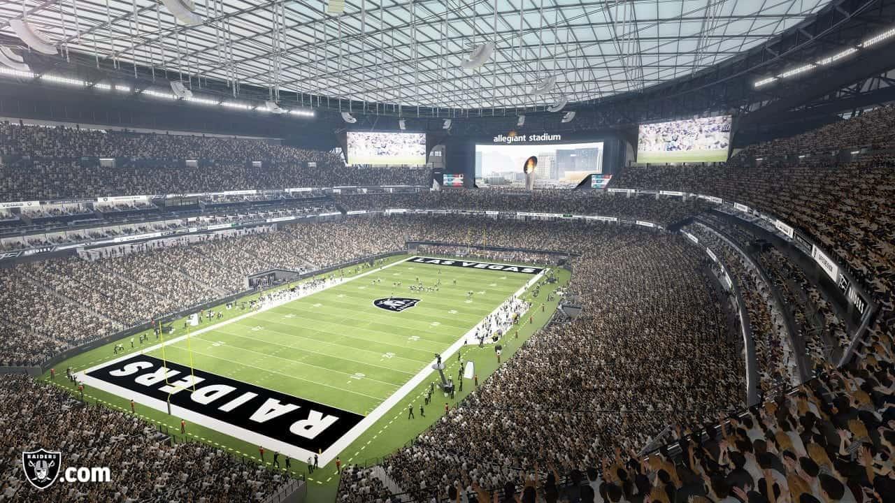 New Raiders Stadium