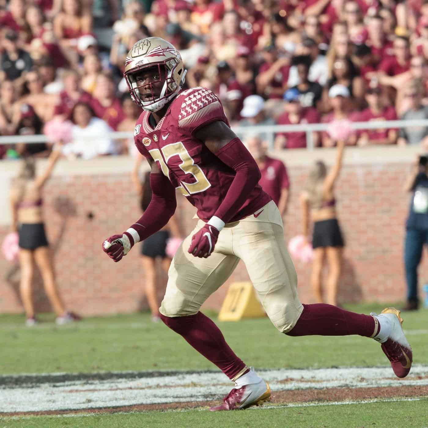 2021 NFL Draft: Is safety Hamsah Nasirildeen the next Simmons?
