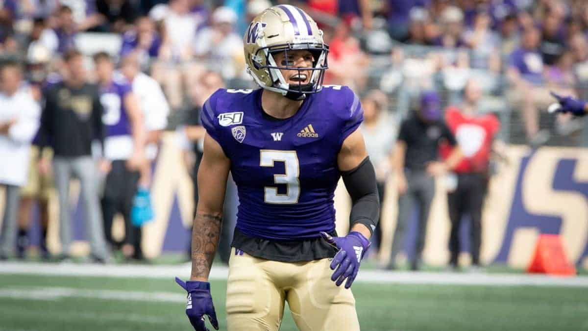 Elijah Molden: The next great Washington defensive back