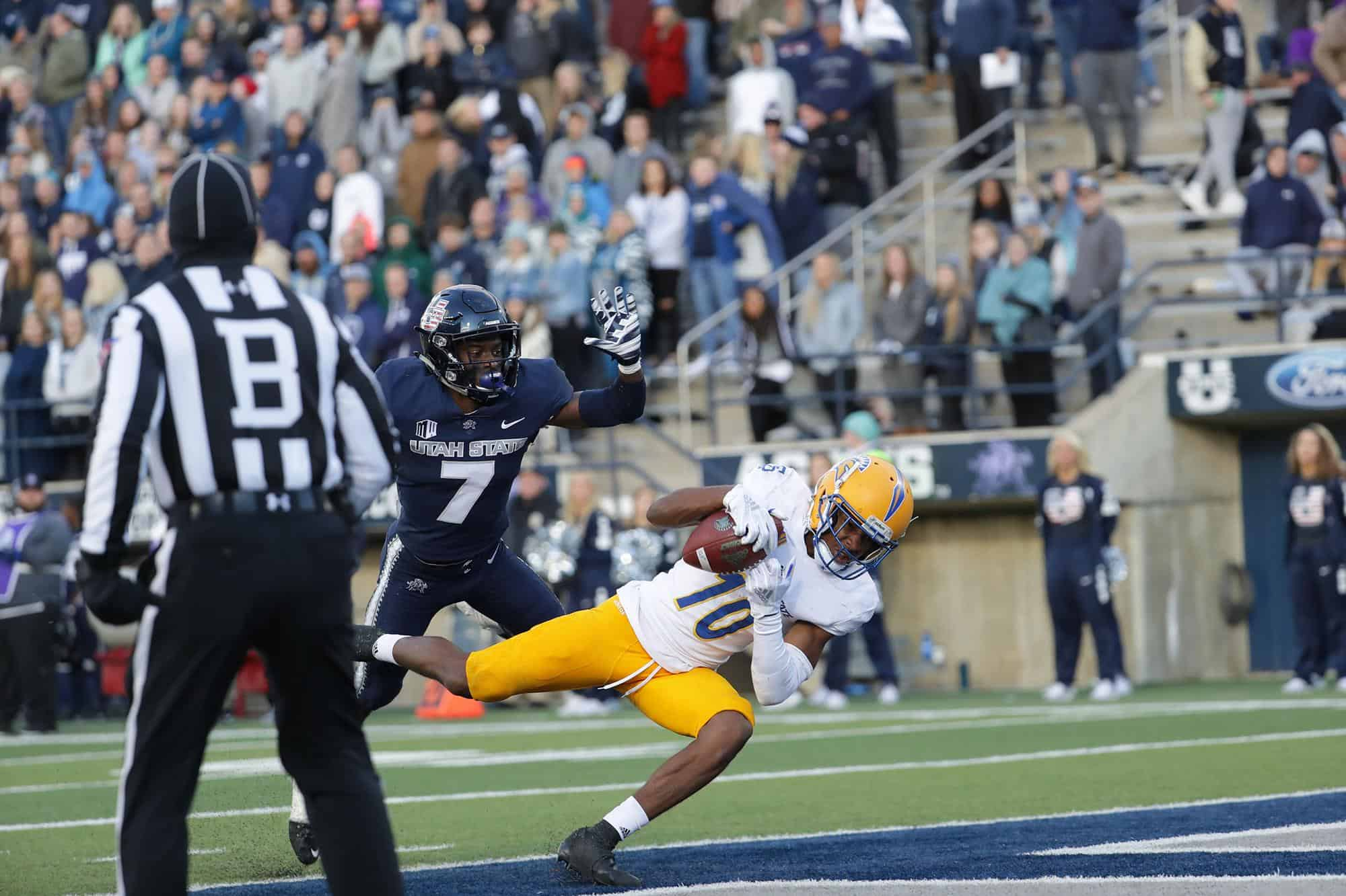 San Jose State wide receiver Tre Walker is an electric playmaker