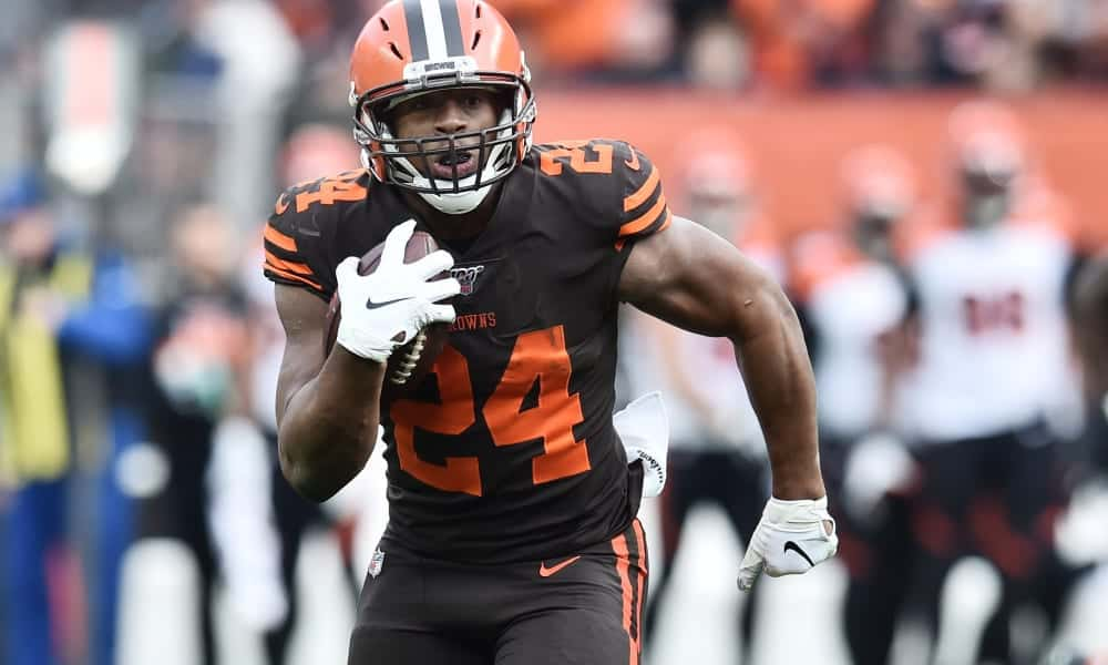 Cleveland Browns: Is Nick Chubb worth a big contract in the future?