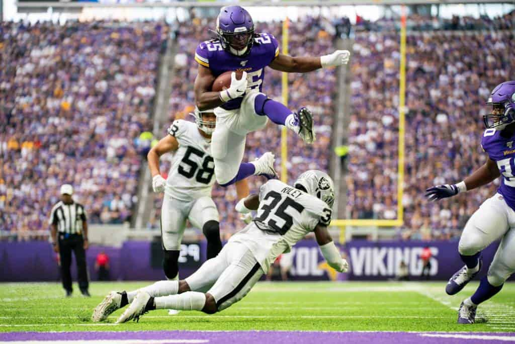 What does a Dalvin Cook holdout mean for Alexander Mattison?