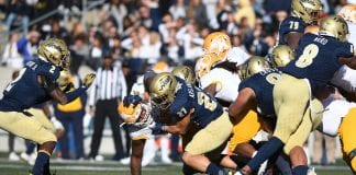 Akron linebacker Bubba Arslanian rising above prototypical conventions