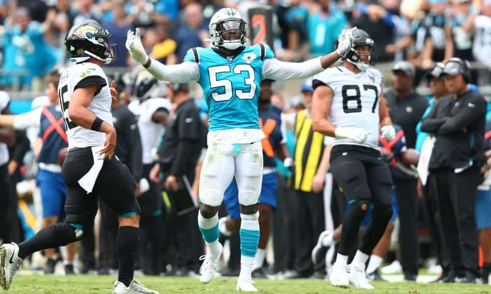 Fantasy IDP Edge Rushers: Big plays from bend